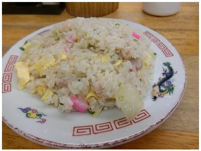 上海軒2(焼き飯大)