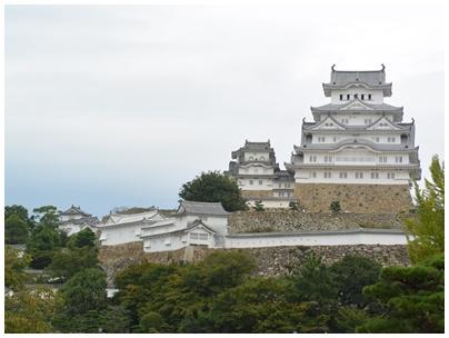 姫路城papa1