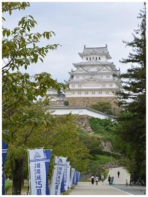 姫路城papa6