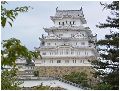 姫路城papa7