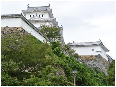 姫路城papa9