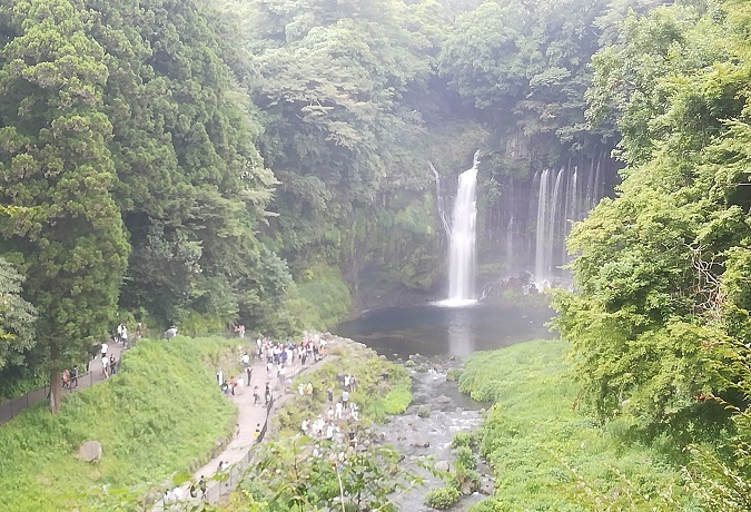 20 富士宮白糸の滝