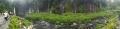 22 富士宮白糸の滝 パノラマ写真