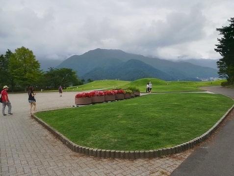 6 河口湖 八木崎公園