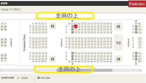 5 B777 300ER座席