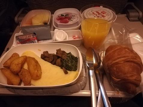 10 朝食