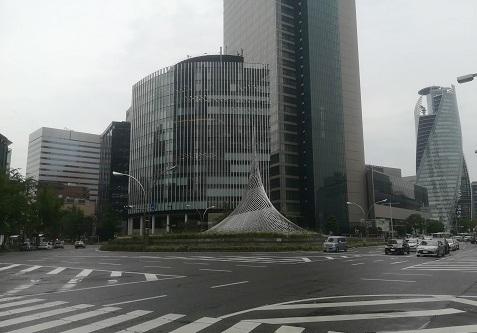 2 名古屋駅前