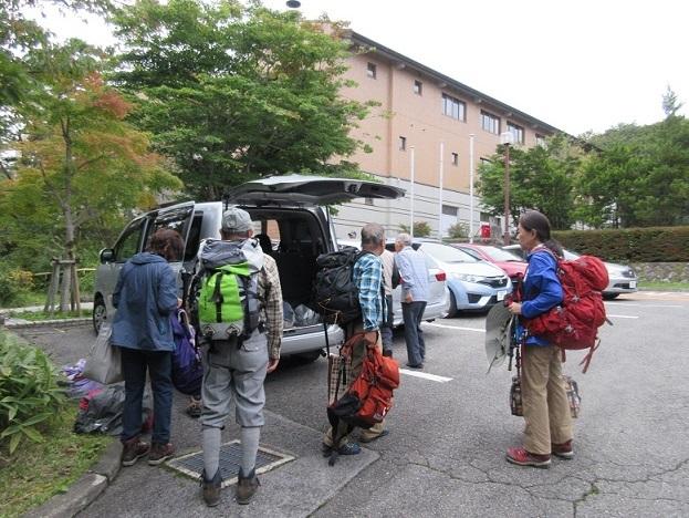 29 那須高原の宿へ到着