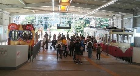 1 生駒・ケーブル駅