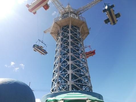 8 飛行塔