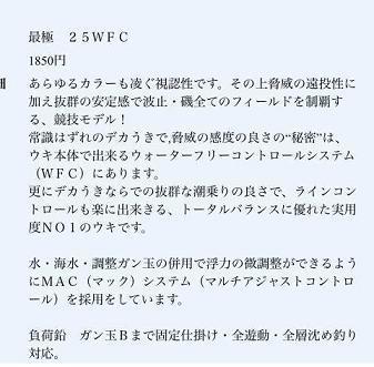 10月12日25WFC 説明