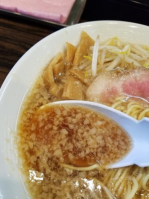 20180905_115510_R スープ自体は弱い、ニンニク!?