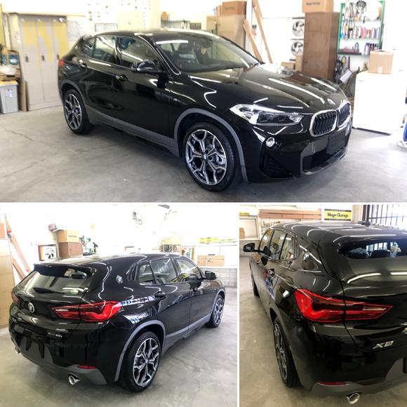 BMW X2(F39)