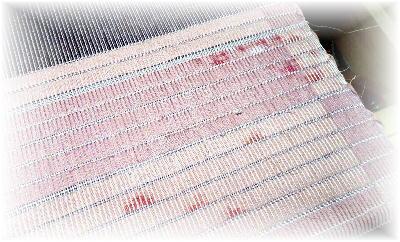 裂き織りマフラー27-2