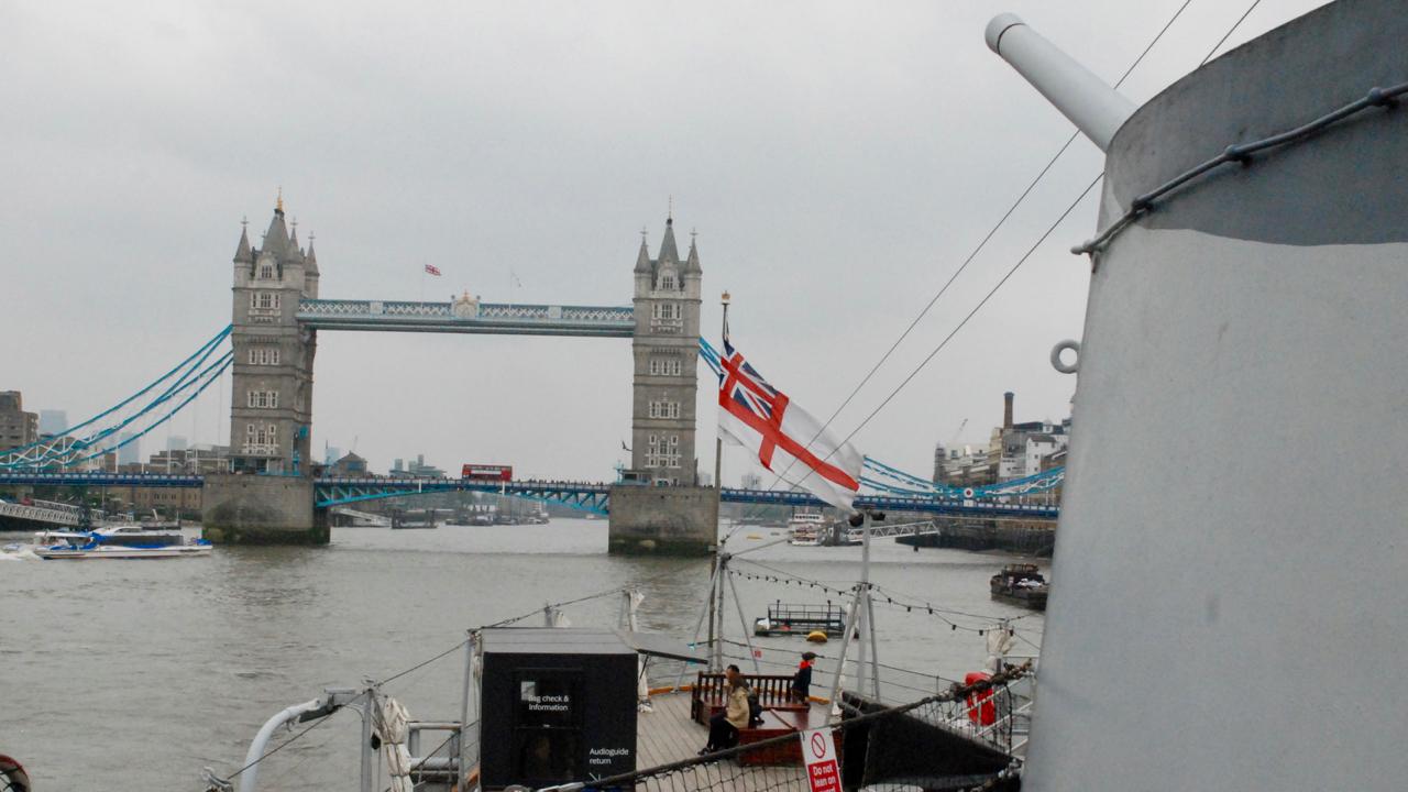 英国海軍旗