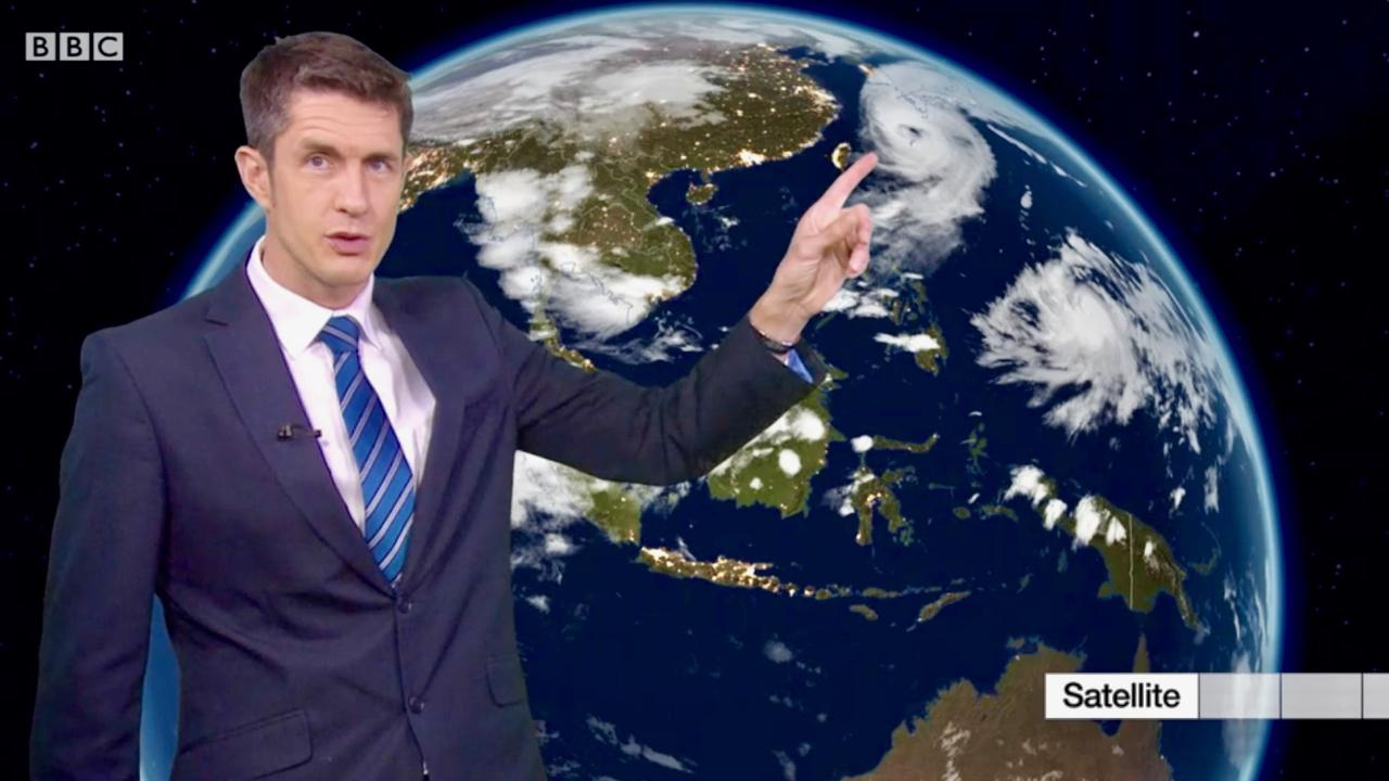 BBC天気予報