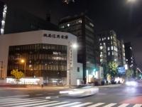 桜@神保町・20180919・交差点