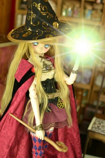魔女帽子と魔女の杖ー6