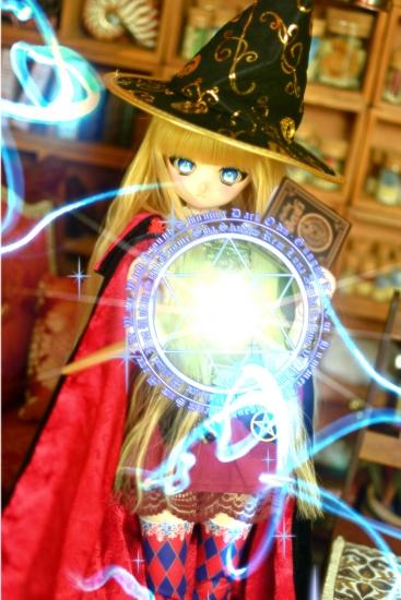 魔女帽子と魔女の杖ー7