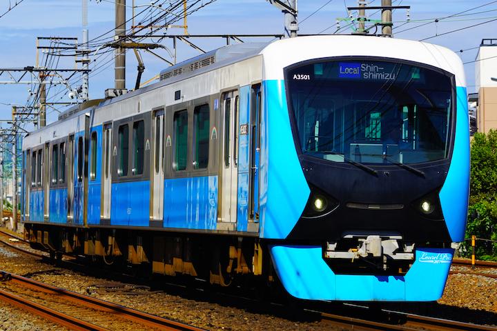180805 Shizutetsu A3501 Blue