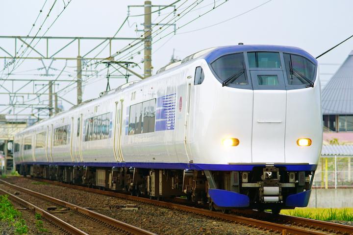 180915 JRW 283 haruka nagataki5!!