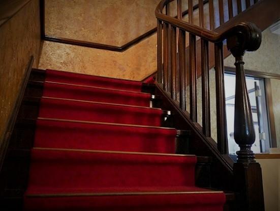 旧華頂宮邸階段1
