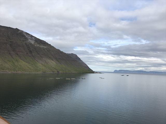 20180803 御神事 アイスランド イーサフィヨルズ2