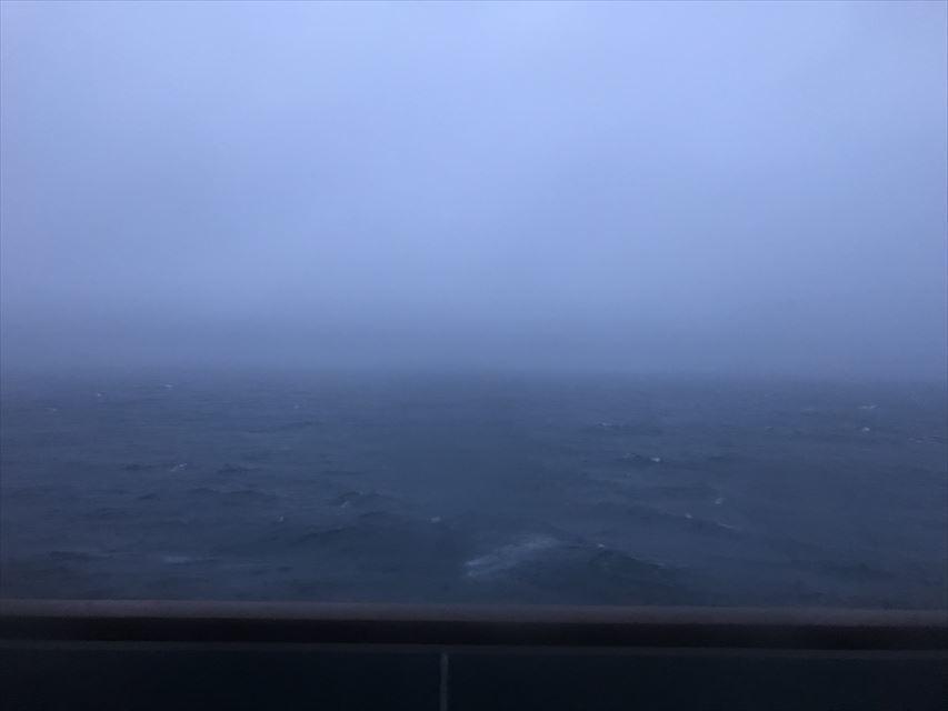 20180806 御神事 アイスランド 航海中2