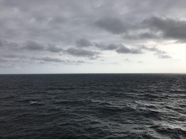 20180808 アイスランド 御神事 ドイツへ航海中2