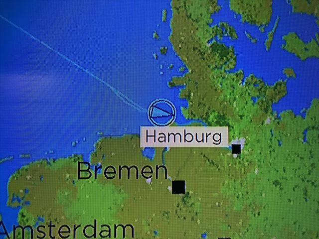 20180808 アイスランド 御神事 ドイツへ航海中4