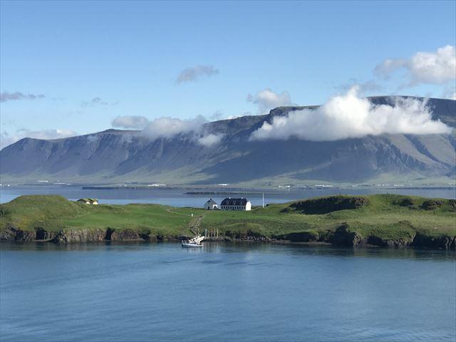 8月4日 御神事 アイスランド レイキャビック2
