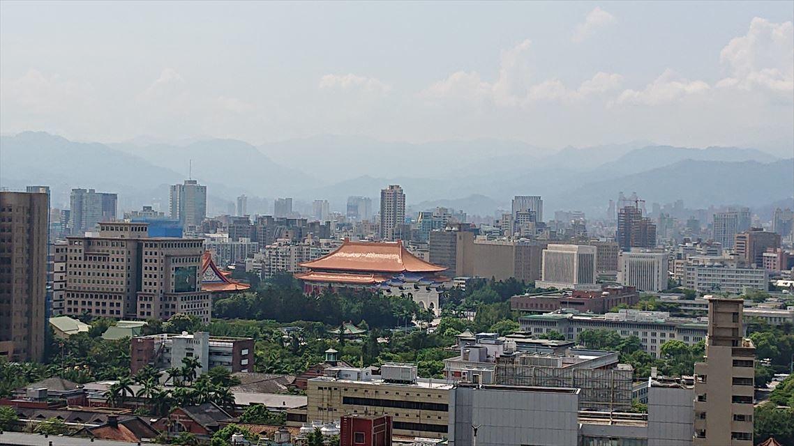 201809 御神事 台湾 台北市内