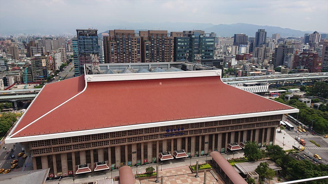 201809 御神事 台湾 台北駅