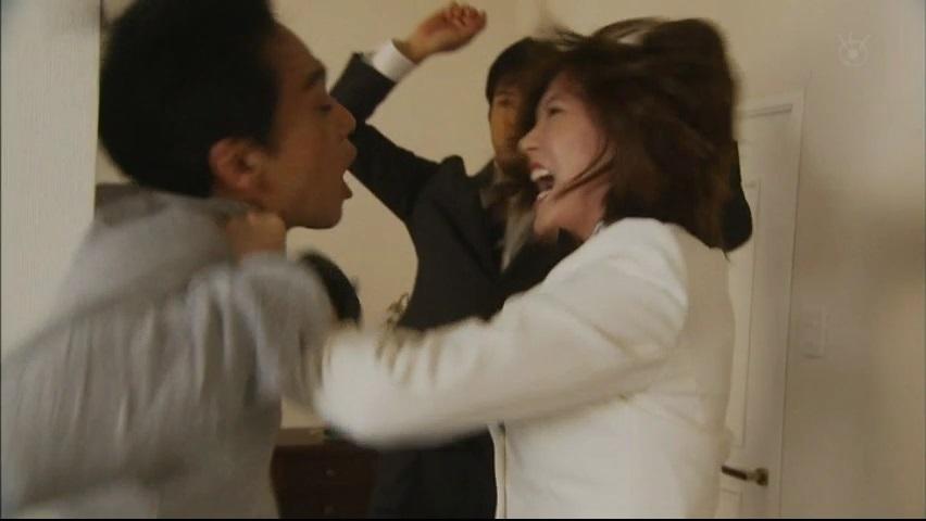 【絶対零度】で【GTO】神崎がカッコ良いアクション演技!第1話3