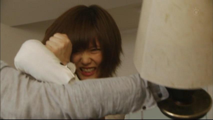 【絶対零度】で【GTO】神崎がカッコ良いアクション演技!第1話7