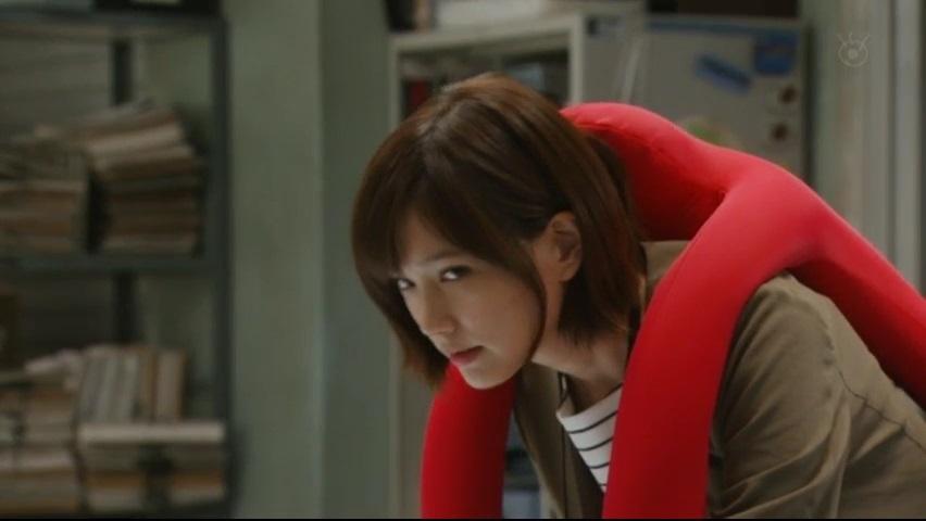 【絶対零度】で【GTO】神崎がカッコ良いアクション演技!第2話3