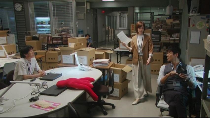 【絶対零度】で【GTO】神崎がカッコ良いアクション演技!第2話5