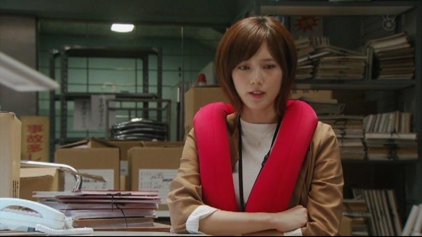 【絶対零度】で【GTO】神崎がカッコ良いアクション演技!第2話8