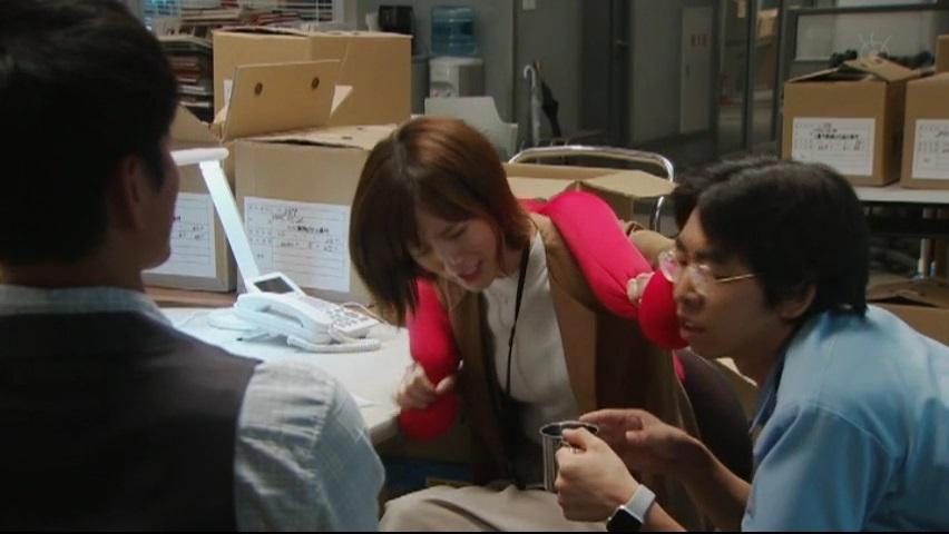 【絶対零度】で【GTO】神崎がカッコ良いアクション演技!第2話10