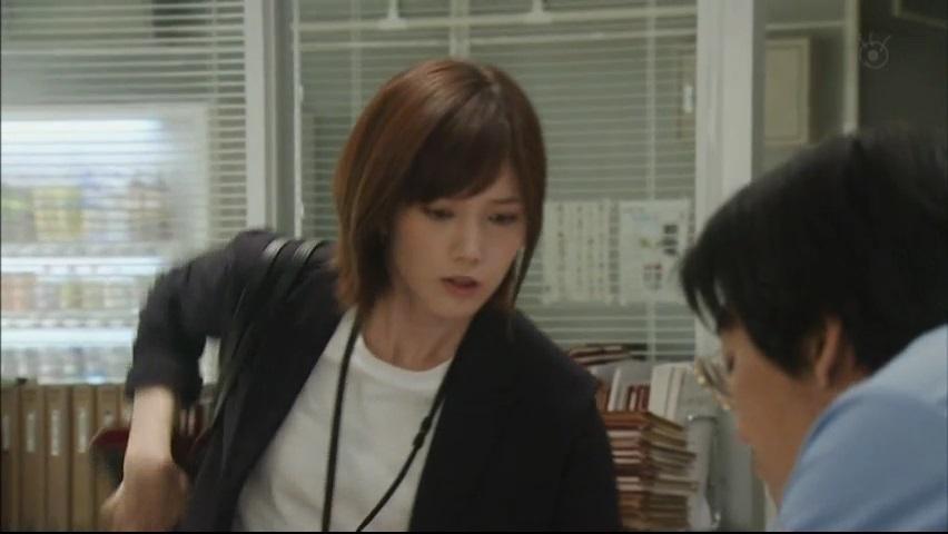 【絶対零度】で【GTO】神崎がカッコ良いアクション演技!第3話5