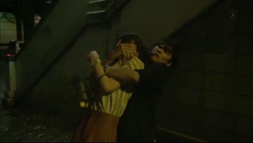 【絶対零度】で【GTO】神崎がカッコ良いアクション演技!第3話2