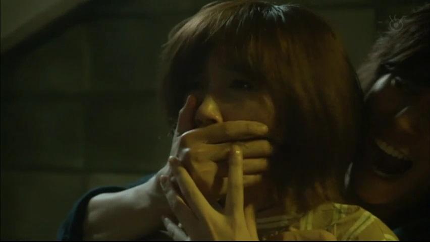 【絶対零度】で【GTO】神崎がカッコ良いアクション演技!第3話3