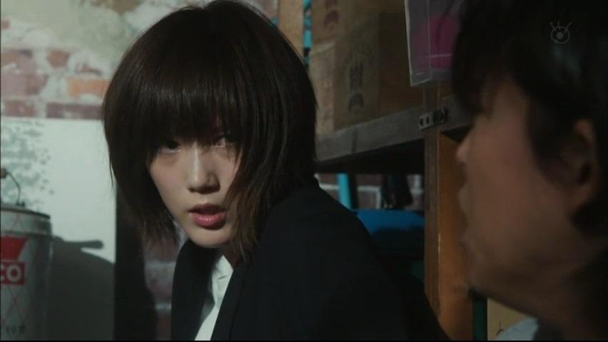 【絶対零度】で【GTO】神崎がカッコ良いアクション演技!第3話8