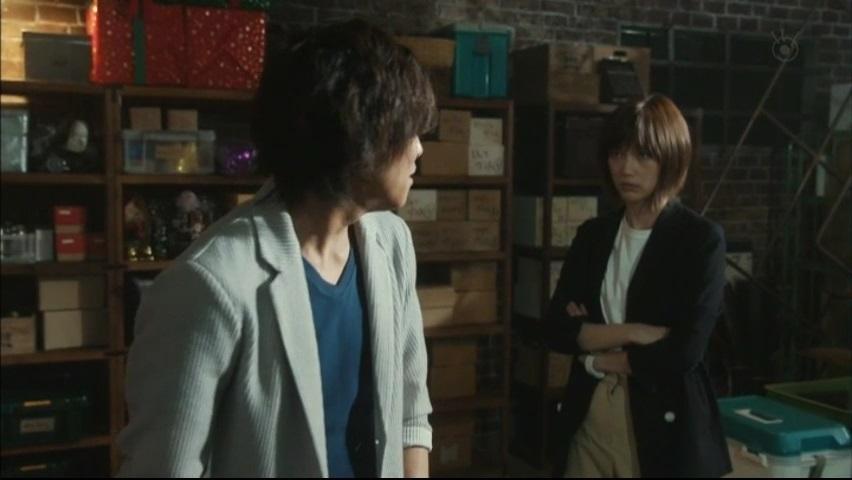 【絶対零度】で【GTO】神崎がカッコ良いアクション演技!第3話10