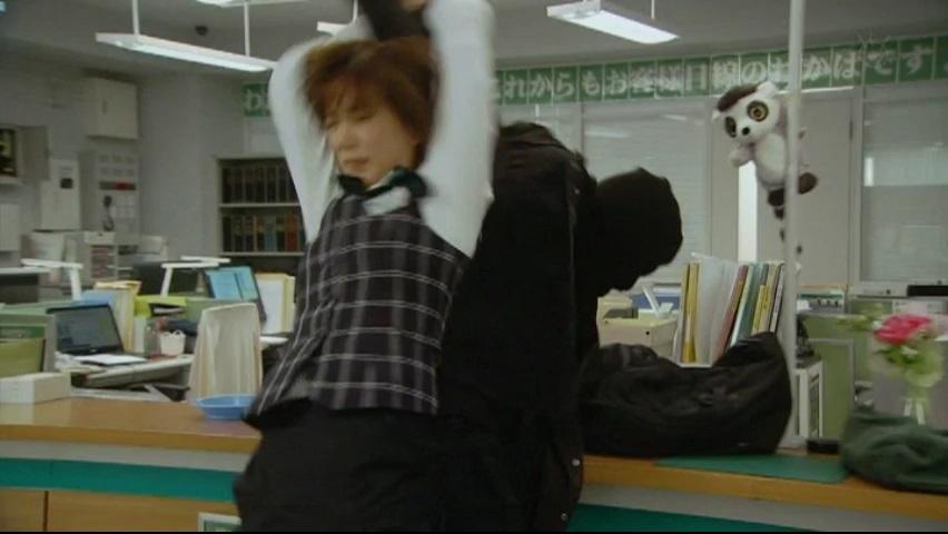 【絶対零度】で【GTO】神崎がカッコ良いアクション演技!第4話6