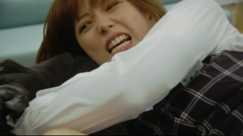 【絶対零度】で【GTO】神崎がカッコ良いアクション演技!第4話7