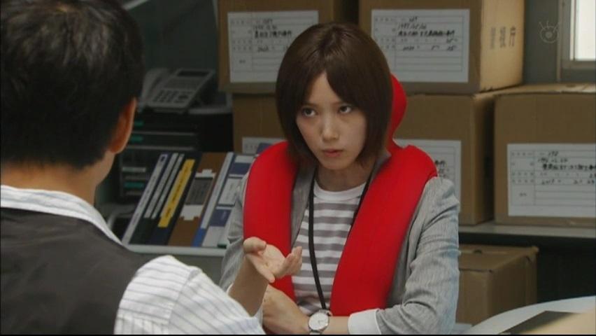 【絶対零度】で【GTO】神崎がカッコ良いアクション演技!第5話5