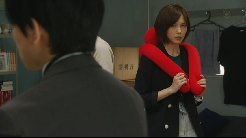【絶対零度】で【GTO】神崎がカッコ良いアクション演技!第6話5