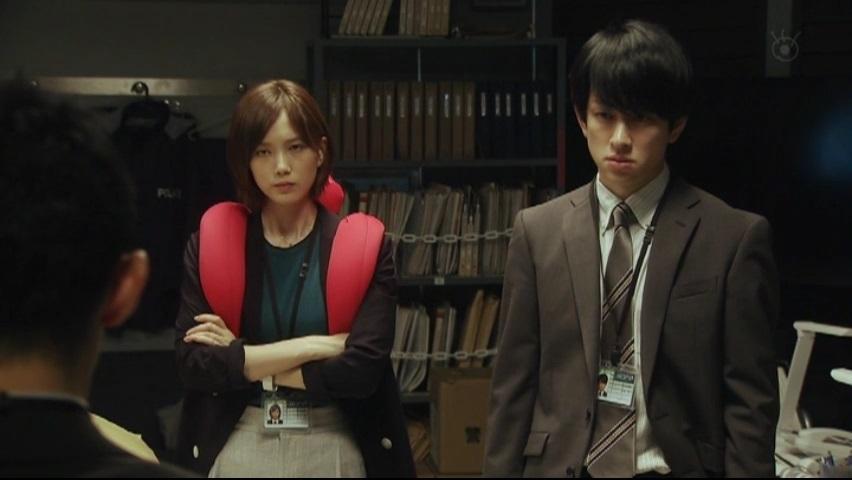 【絶対零度】で【GTO】神崎がカッコ良いアクション演技!第6話6