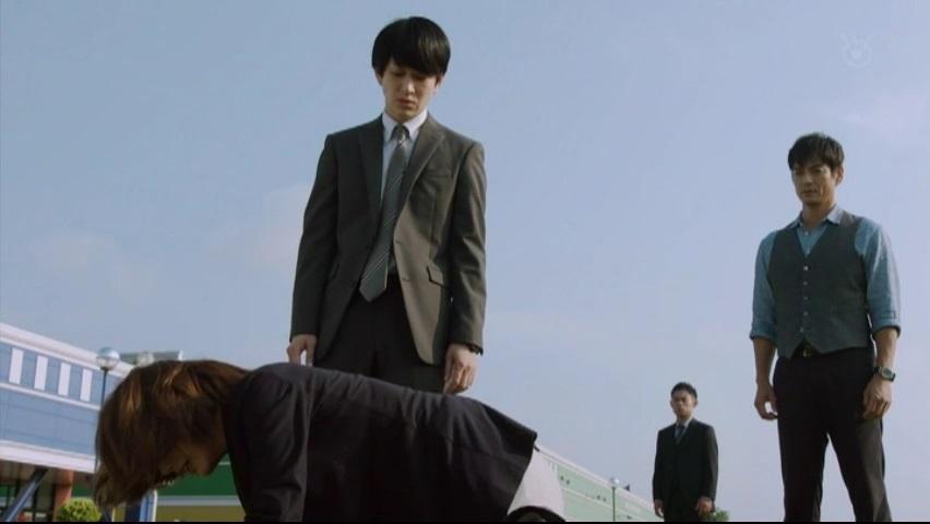 【絶対零度】で【GTO】神崎がカッコ良いアクション演技!第6話9